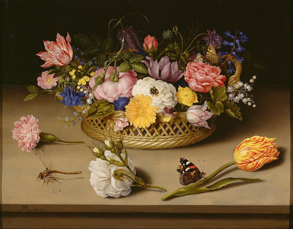 I Fiori nell'Arte: Cinque quadri famosi da ammirare