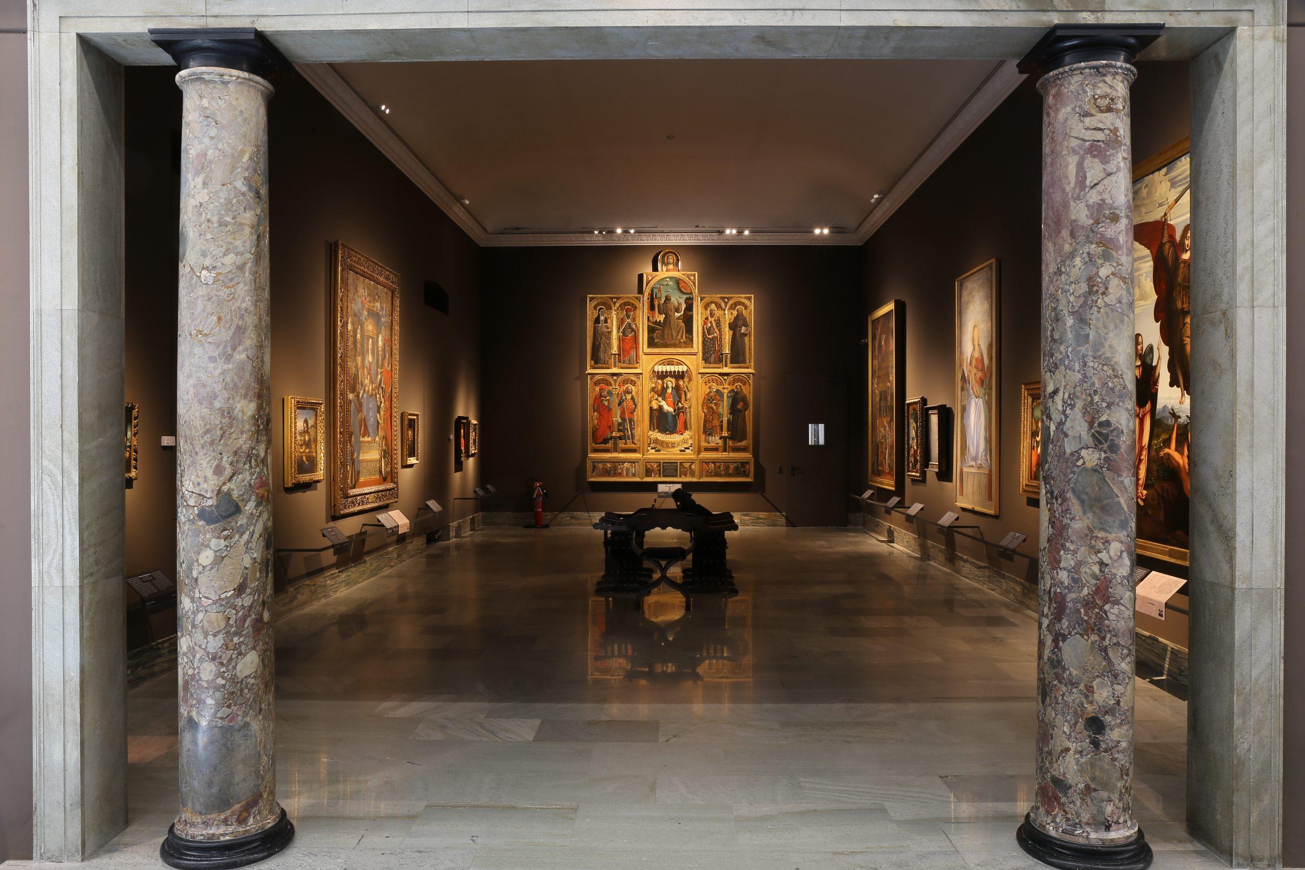 Pinacoteca-di-Brera-Sesto-Riallestimento-Sala-11