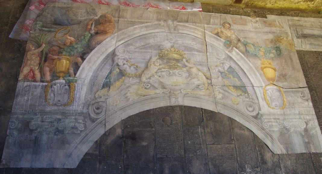 Un tesoro ritrovato:il ciclo di affreschi di Angelo Michele Colonna già in Palazzo Niccolini a Firenze