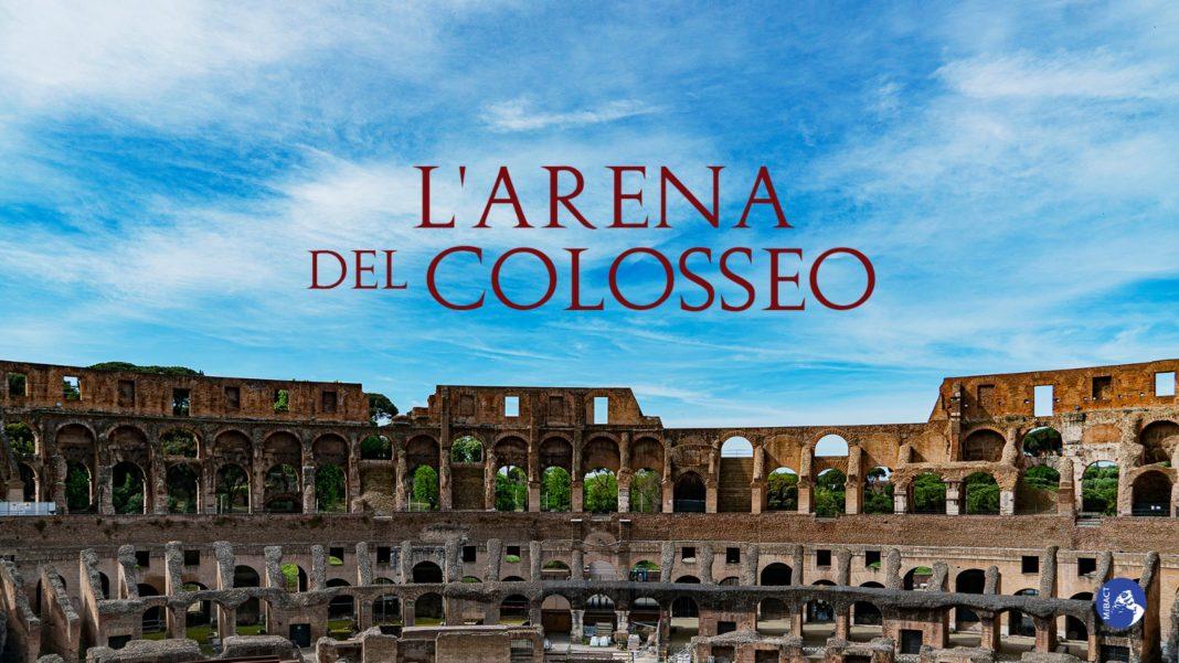 Colosseo: al via la gara per ricostruire l'arena