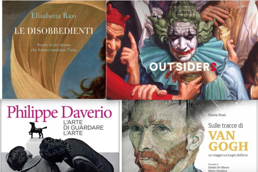 Per un Natale all'insegna dell'Arte: 5 libri da regalare (e da mettere sotto l'albero)