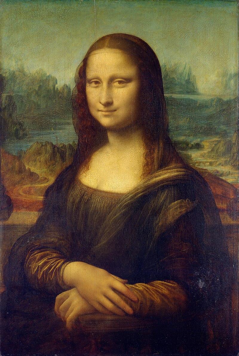 La Gioconda di Leonardo da Vinci © Musée du Louvre