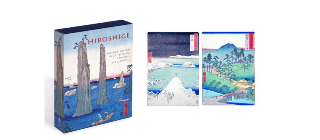 Libro: Hiroshige. Paesaggi celebri delle sessanta province del Giappone