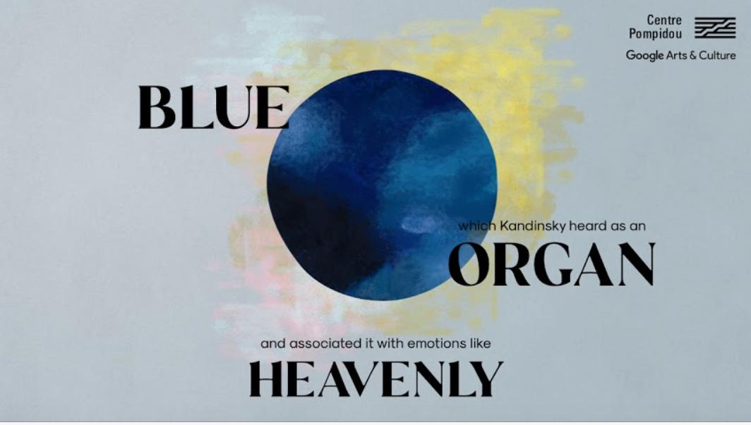 """Sounds like Kandinsky""© Google Arts & Culture"