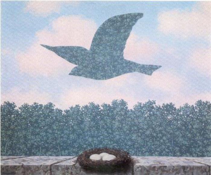 primavera Magritte