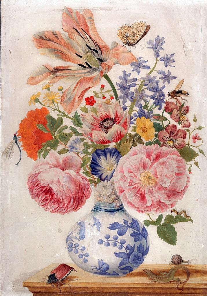 dipinti di fiori