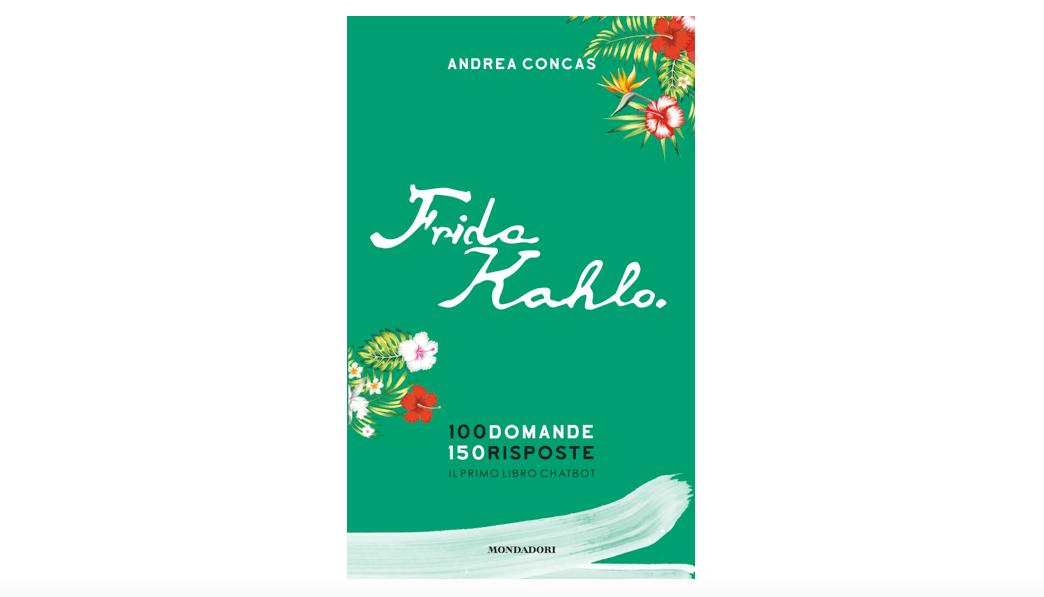 Frida Kahlo chatbot andrea concas
