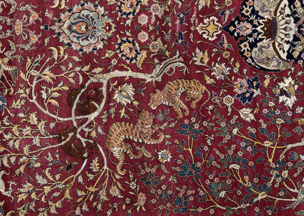 tappeto delle tigri