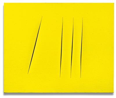 opere d'arte gialle