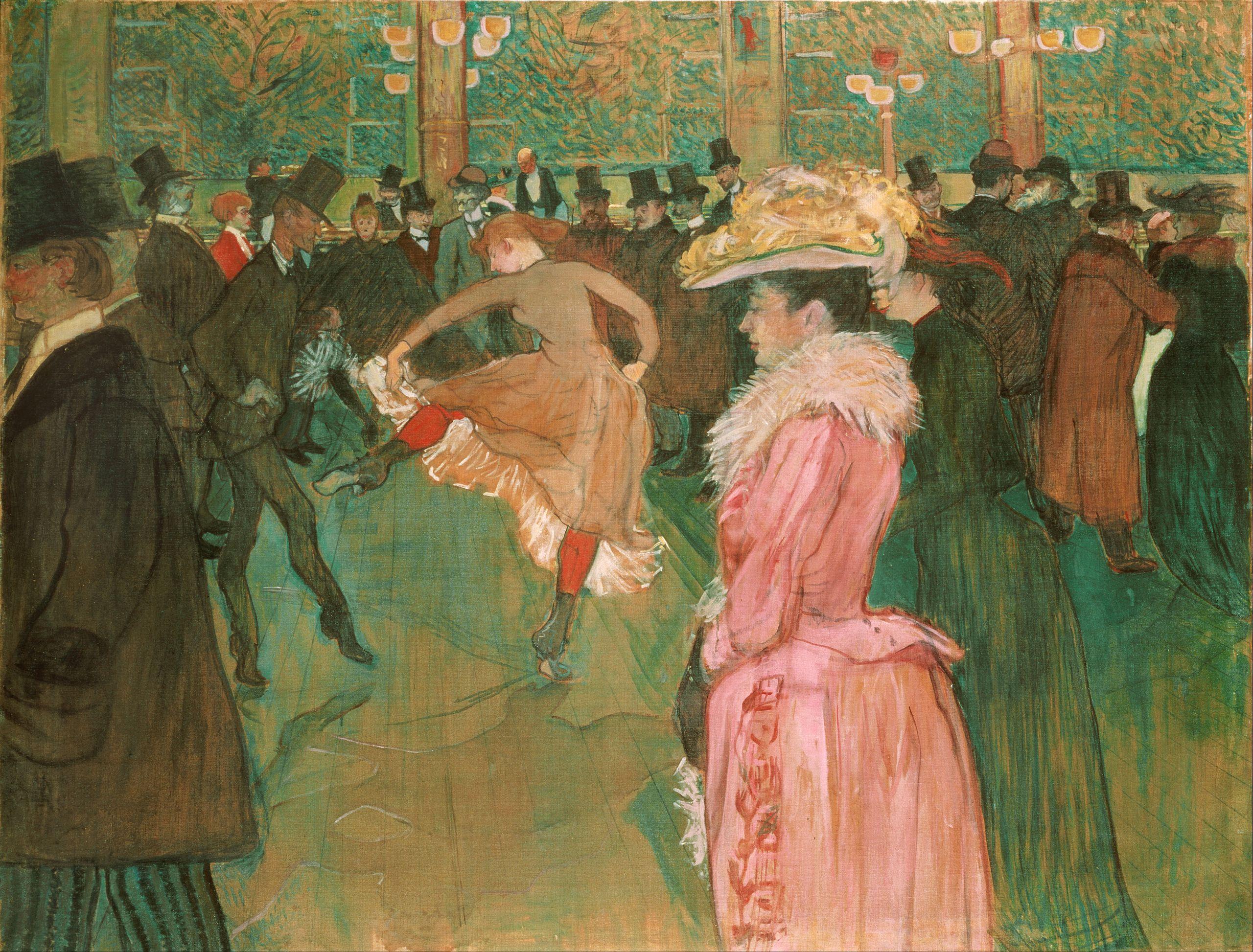 dipinti danza
