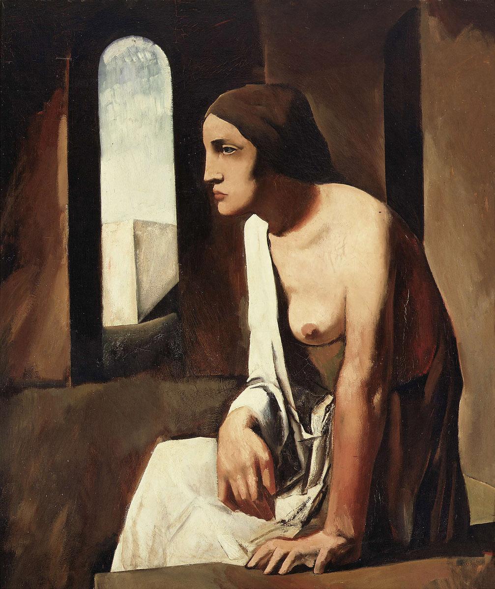 solitudine nell'arte