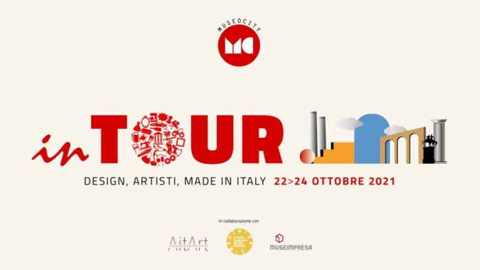 IN TOUR.Design, Artisti, Made in Italy
